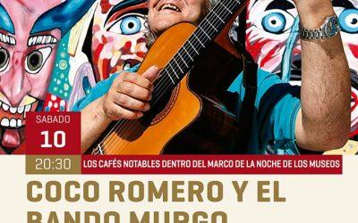 COCO Y EL BANDO MURGO EN BAR LA ACADEMIA